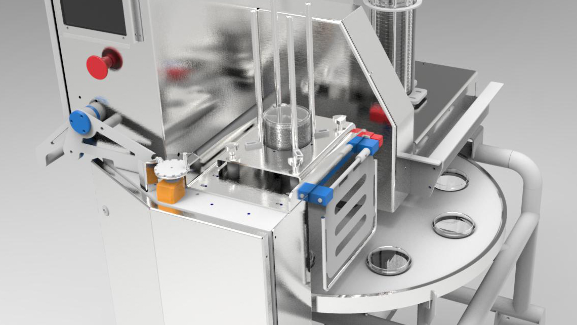 Rotary packing systems